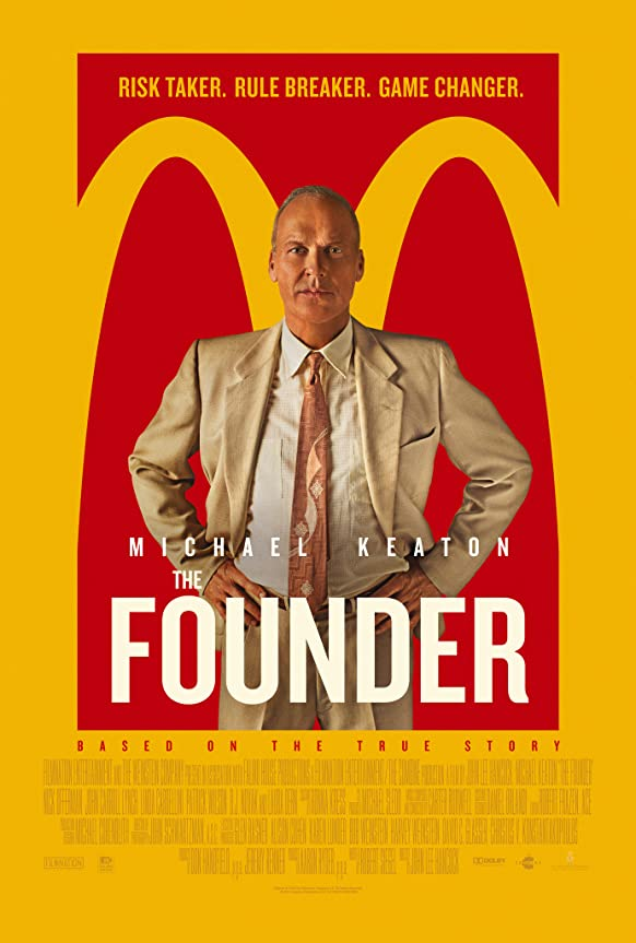 The Founder (2016) in Hindi