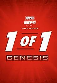 Marvel & ESPN Films Present 1 of 1: Genesis Poster
