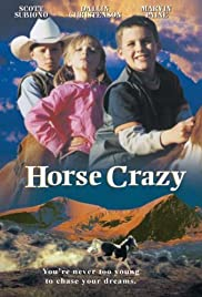 Horse Crazy Poster