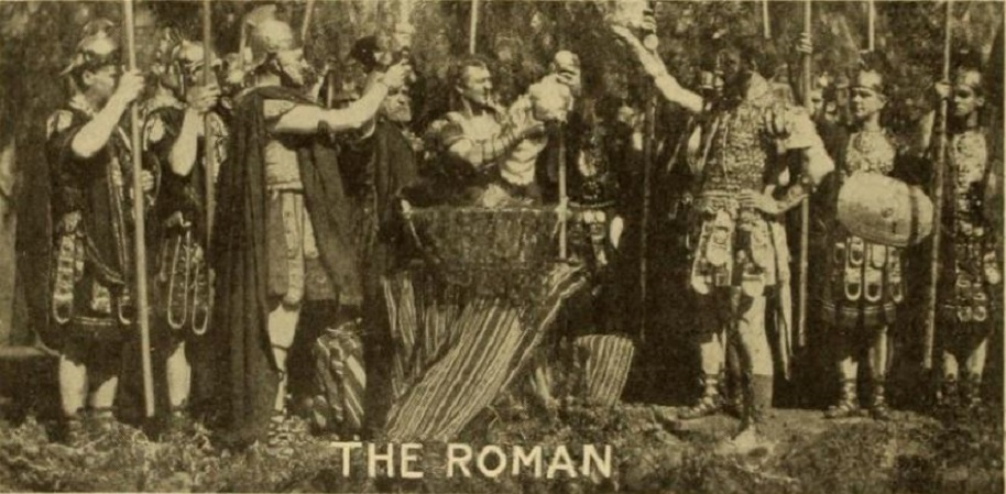 The Roman 1910 Image One