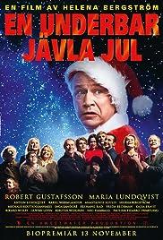En underbar jävla jul Poster