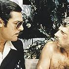 Marcello Mastroianni and Roman Polanski in Che? (1972)