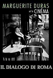 Il dialogo di Roma Poster