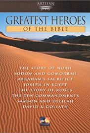 Greatest Heroes of the Bible Poster - TV Show Forum, Cast, Reviews