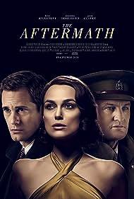 Alexander Skarsgård, Jason Clarke, and Keira Knightley in The Aftermath (2019)