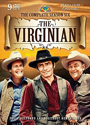 The Virginian Season 1 Episode 24