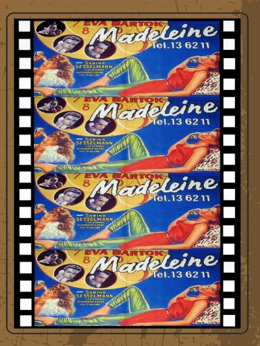 Madeleine Tel. 13 62 11 (1958)