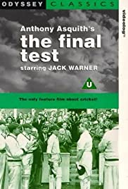 The Final Test (1953) Poster - Movie Forum, Cast, Reviews