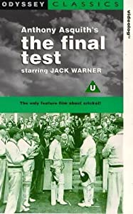 All movie links download The Final Test by Anthony Asquith [Mkv]