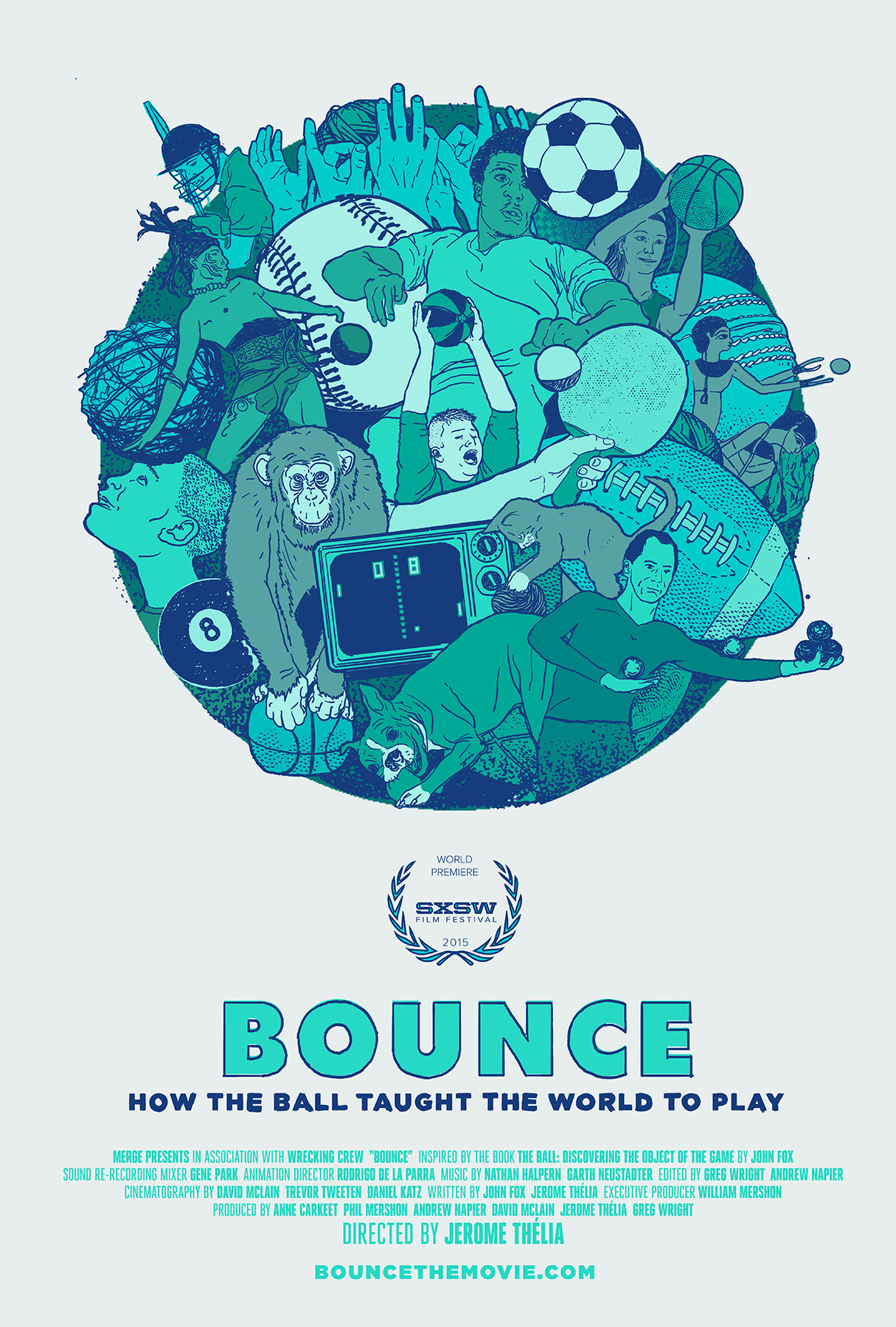 c56525669 Bounce  How the Ball Taught the World to Play (2015) - IMDb
