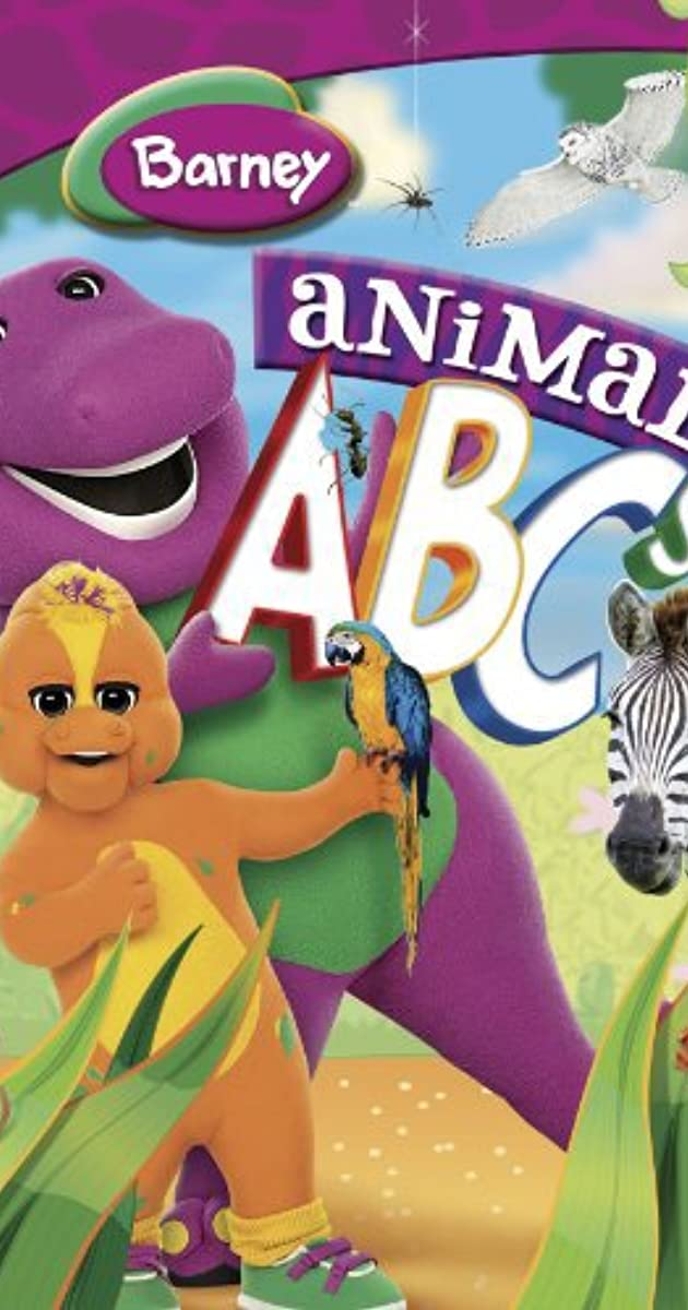 Barneys Animal Abcs Video 2008 Imdb