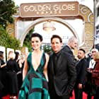 Peter Facinelli and Jaimie Alexander at an event for 73rd Golden Globe Awards (2016)