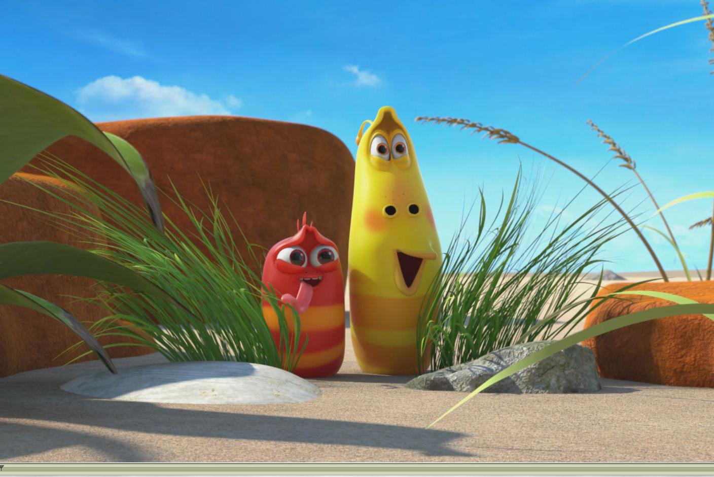 Larva Island (TV Series 2018– ) - IMDb