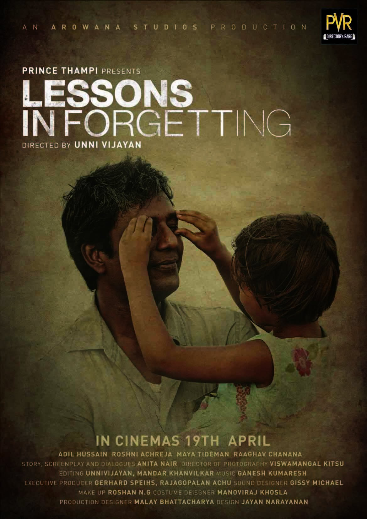 lessons in forgetting full movie