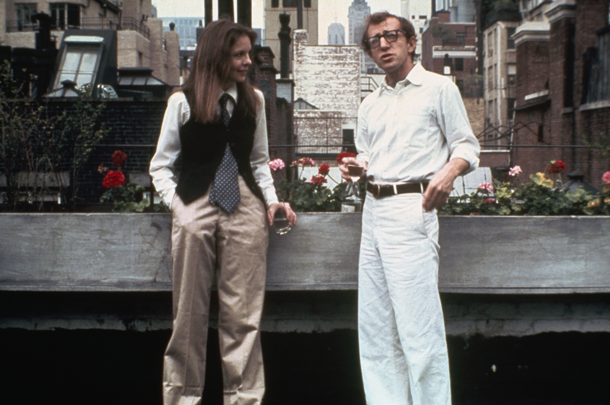 annie hall and jesus Woody allen, annie hall (1977) — allen has been an academy favorite for years, and it all started with his romantic comedy annie hall his list of nominations in original screenplay.