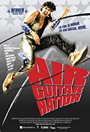 Air Guitar Nation Poster