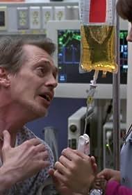 Steve Buscemi and Linda Cardellini in ER (1994)