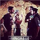 Humayun Saeed, Gohar Rasheed, and Bilal Ashraf in Yalghaar (2017)