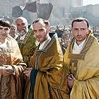 Anatole Taubman, Branko Tomovic, and Richard van Weyden in Die Päpstin (2009)