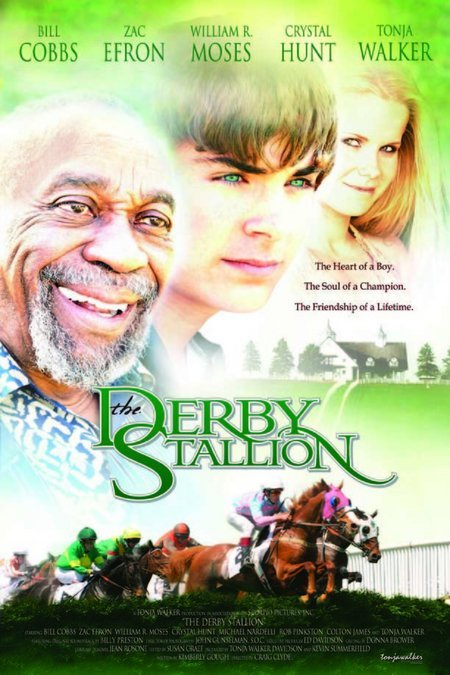 The Derby Stallion FRENCH Movie Poster