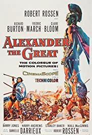 Alexander the Great (1956) Poster - Movie Forum, Cast, Reviews