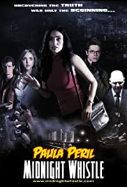 Paula Peril: Midnight Whistle Poster