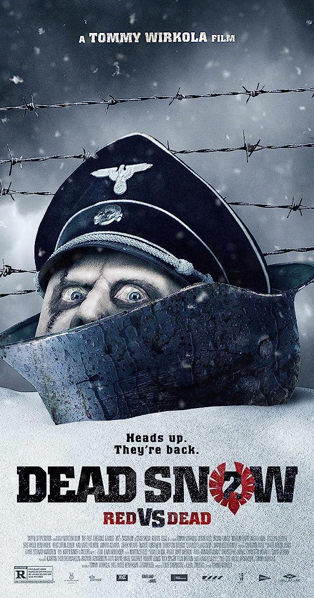 Subtitle of Dead Snow 2: Red vs. Dead