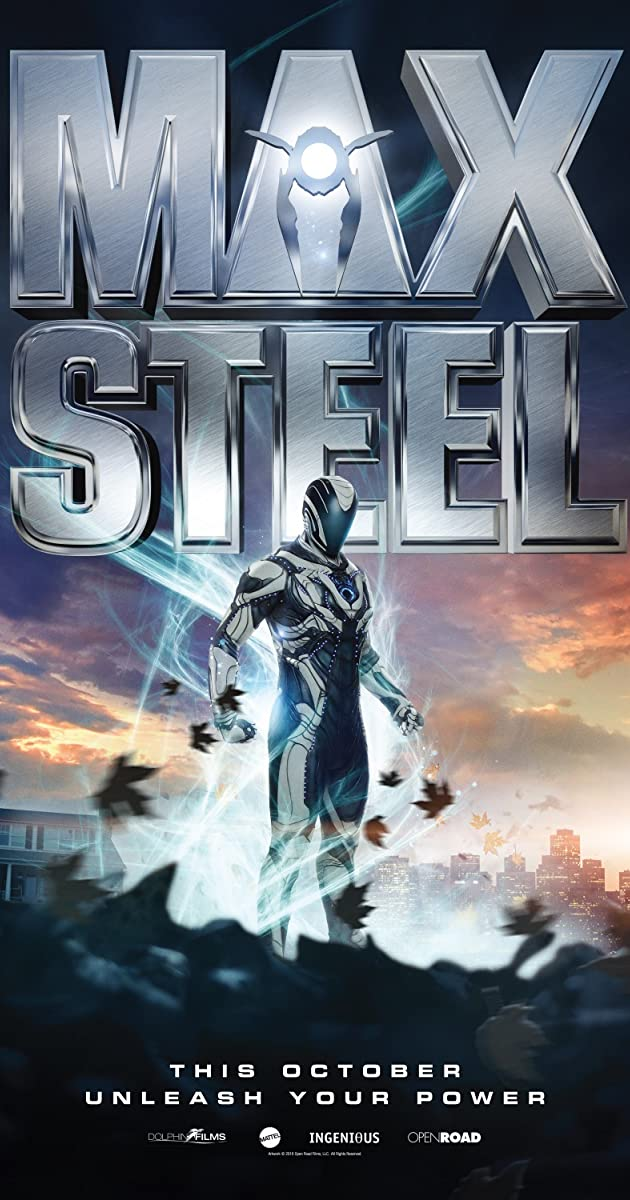 Subtitle of Max Steel