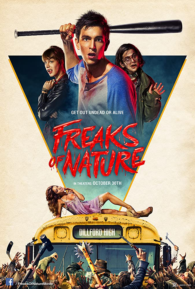 Nenormalūs / Freaks of Nature (2015)