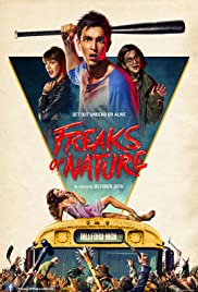 Freaks Of Nature (2015) 1080p
