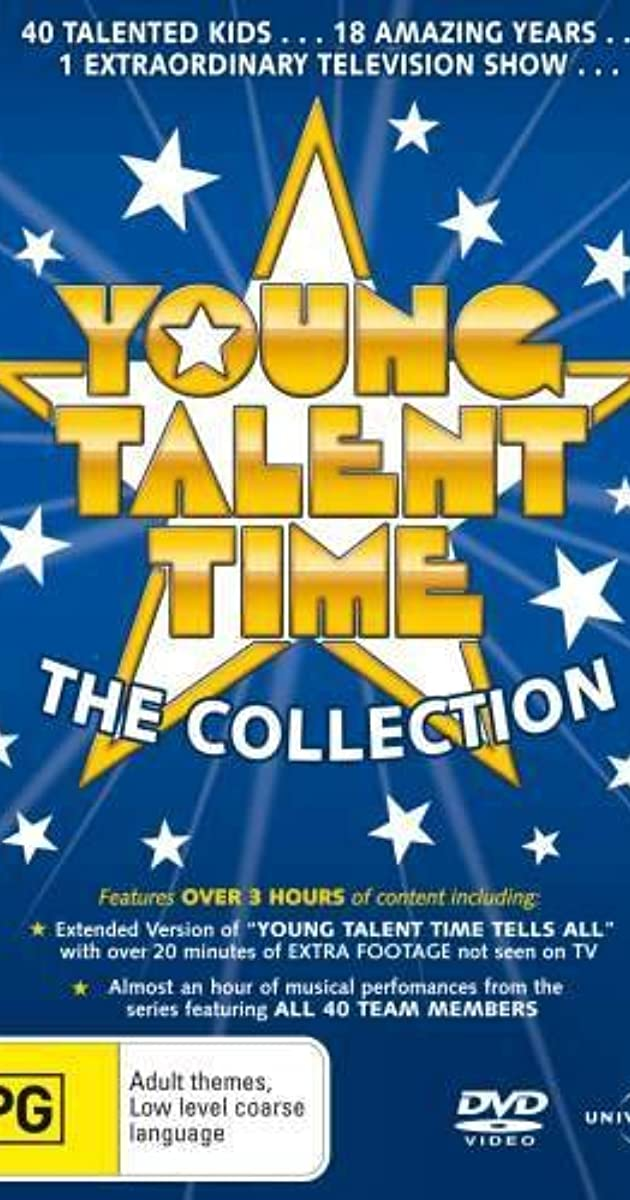 Young Talent Time: The Collection (Video 2003) - IMDb