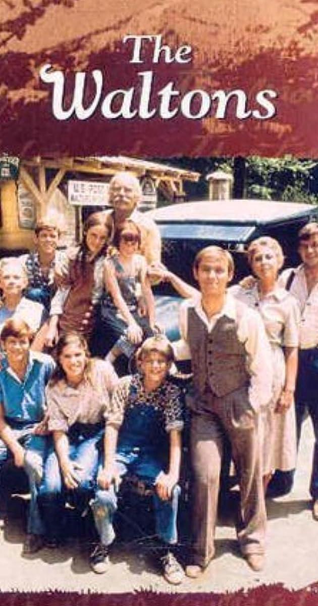 The Waltons (TV Series 1971–1981) - Full Cast & Crew - IMDb