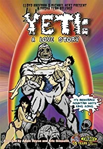 Live stream movie downloads Yeti: A Love Story 2160p]