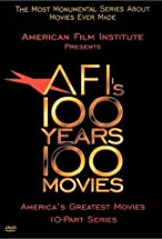 Primary image for AFI's 100 Years... 100 Movies: America's Greatest Movies