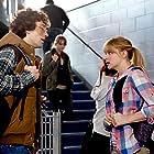 Aaron Taylor-Johnson and Chloë Grace Moretz in Kick-Ass 2 (2013)