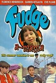 Fudge-a-mania Poster