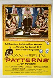 Patterns (1956) Poster - Movie Forum, Cast, Reviews