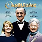 David Niven, Jodie Foster, and Helen Hayes in Candleshoe (1977)