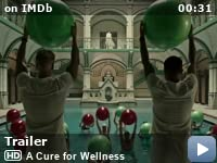 A Cure For Wellness 2016 Imdb
