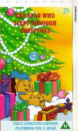 Where to stream The Bear Who Slept Through Christmas