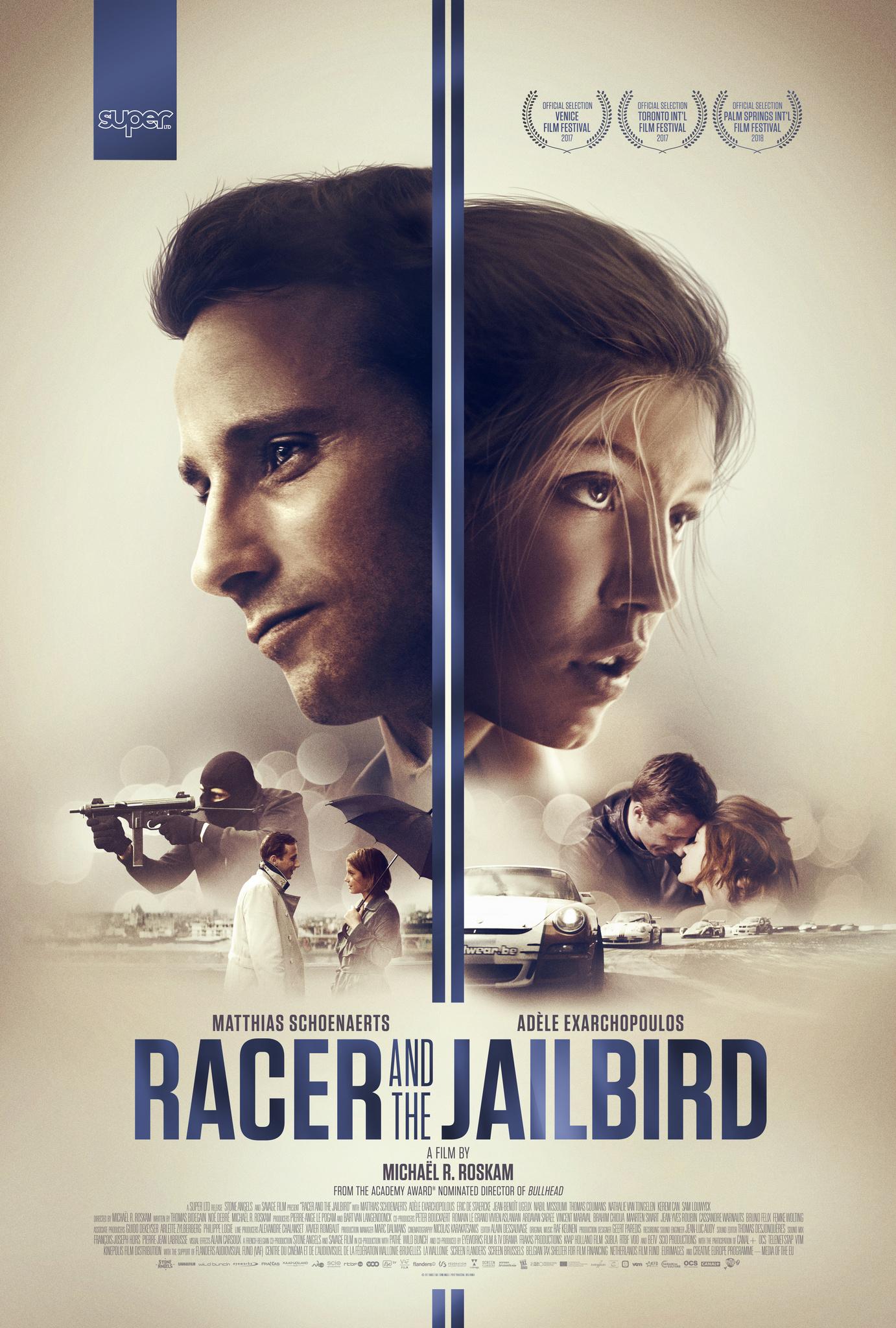 Lenktynininkė ir gangsteris (2017) / Racer and the Jailbird