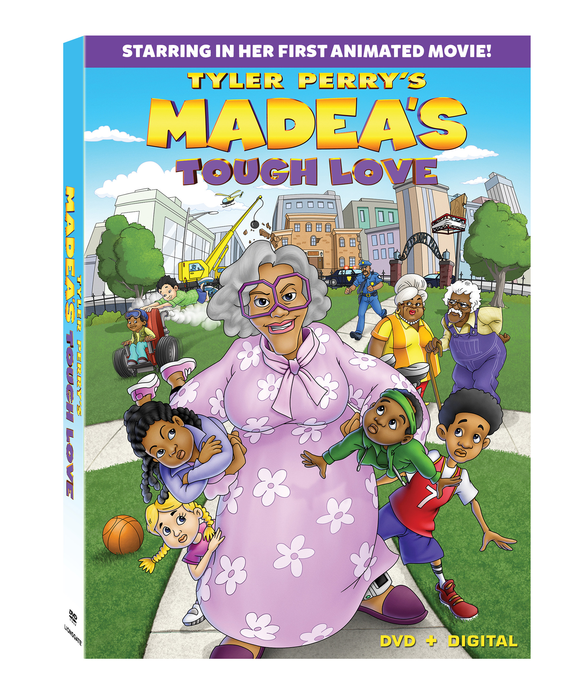 madea gets a job full movie free download