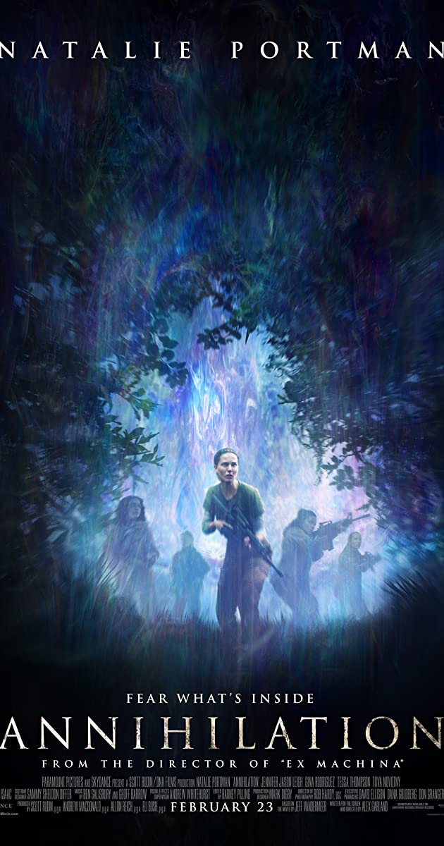 Annihilation (2018) [BluRay] [1080p] [YTS.AM]