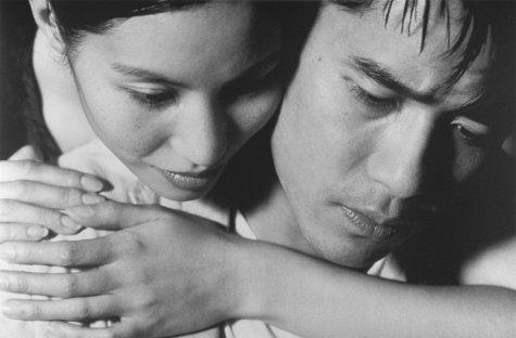 Tony Chiu-Wai Leung and Nu Yên-Khê Tran in Xích Lô (1995)