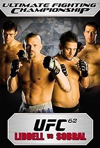 Primary photo for UFC 62: Liddell vs. Sobral