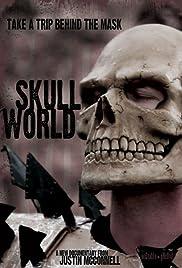 Skull World Poster