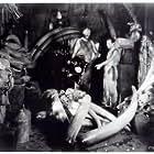 Warner Baxter and Lon Chaney in West of Zanzibar (1928)