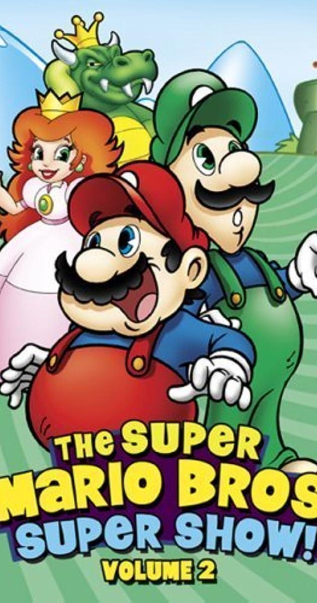 The Super Mario Bros  Super Show! (TV Series 1989) - IMDb