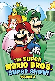 The Super Mario Bros. Super Show! Poster - TV Show Forum, Cast, Reviews