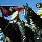 Aino Annuddin in The Warrior (2001)